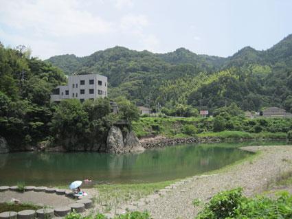鮎喰川03