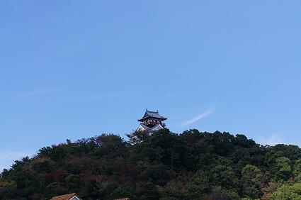 川之江城01