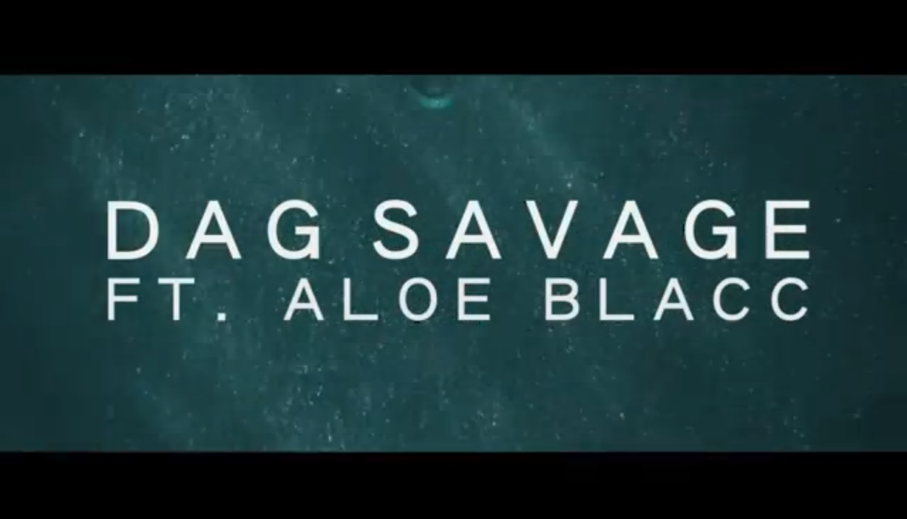 Dag Savage - When it Rains (feat. Aloe Blacc)1