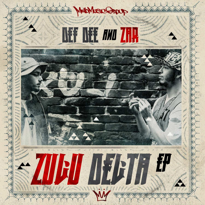 Def Dee & Zar - Zulu Delta EP