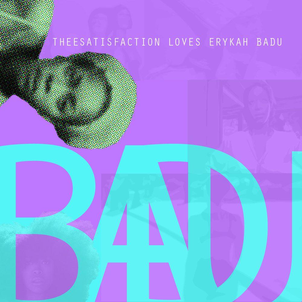 THEESatisfaction - THEESatisfaction Loves Erykah Badu