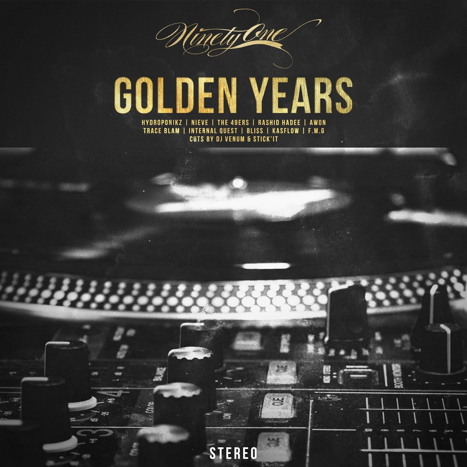 Ninety One - Golden Years (2013)