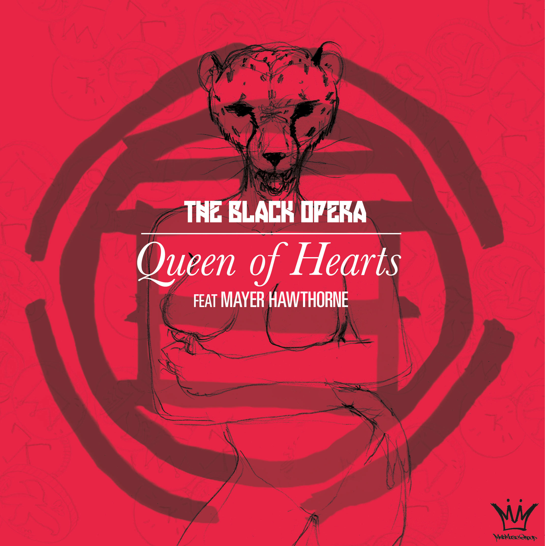 The Black Opera - Queen of Hearts Ft. Mayer Hawthorne
