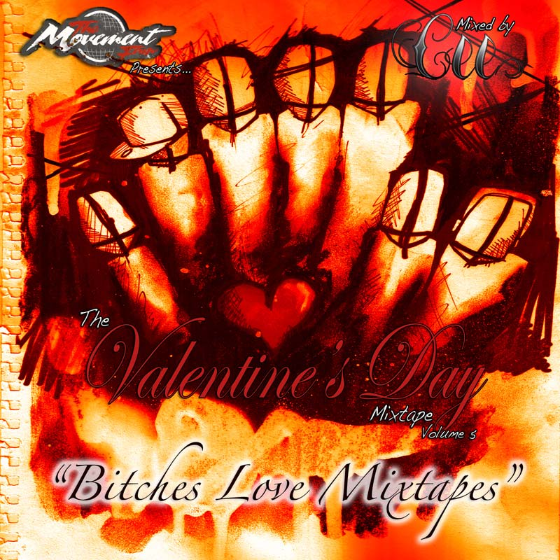 The Movement Fam Presents The Valentine's Day Mixtape Volume 5