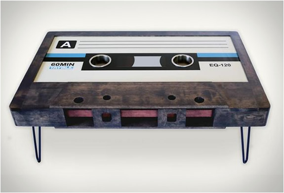 CASSETTE TAPE COFFEE TABLES2