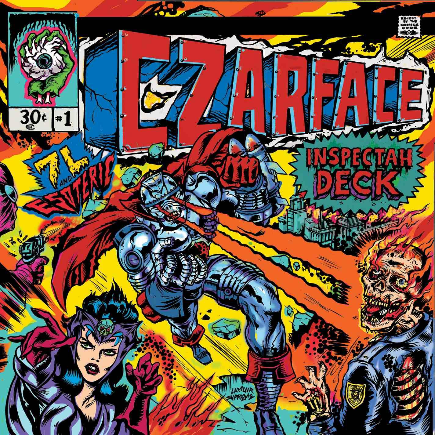 CZARFACE (Inspectah Deck, 7L & Esoteric) - CZARFACE