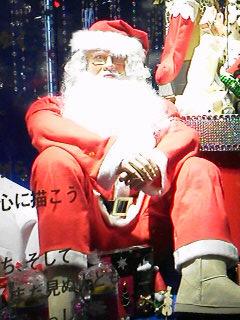 20111125 サンタさん1