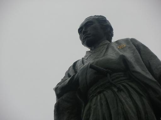 坂本龍馬像_1