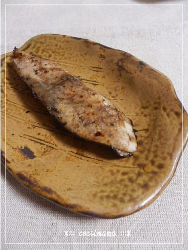 ブリのバルサミコ酢照り焼き_1