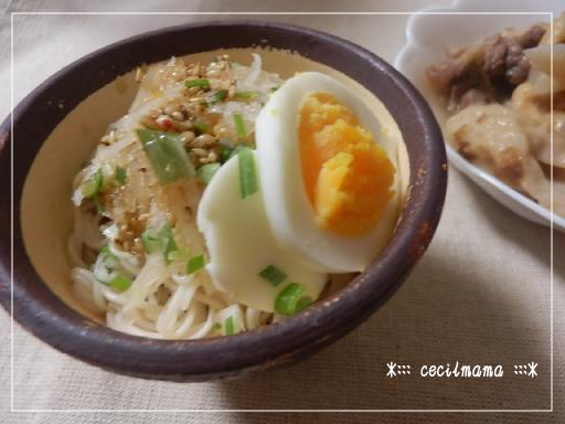 かわり素麺