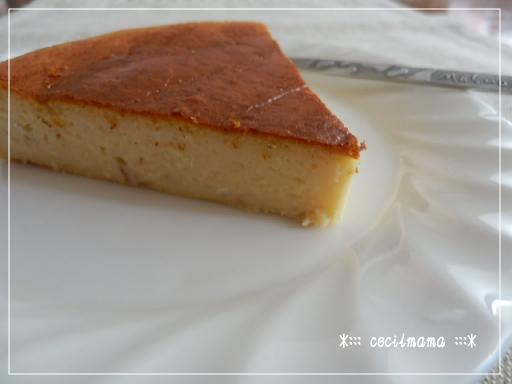 りんごチーズケーキ_1