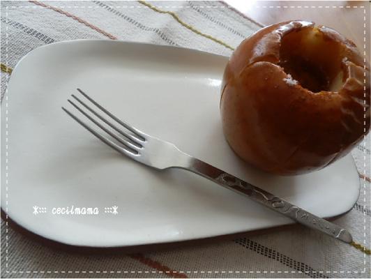 焼きりんご_1