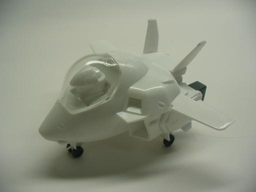 素組みVF-1