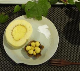 ソーサー皿ケーキ-20130906