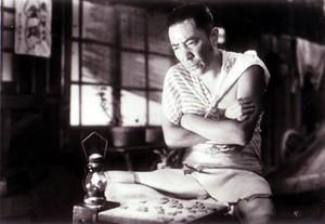 王将の坂東妻三郎