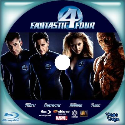 ファンタスティック4超能力ユニット B2