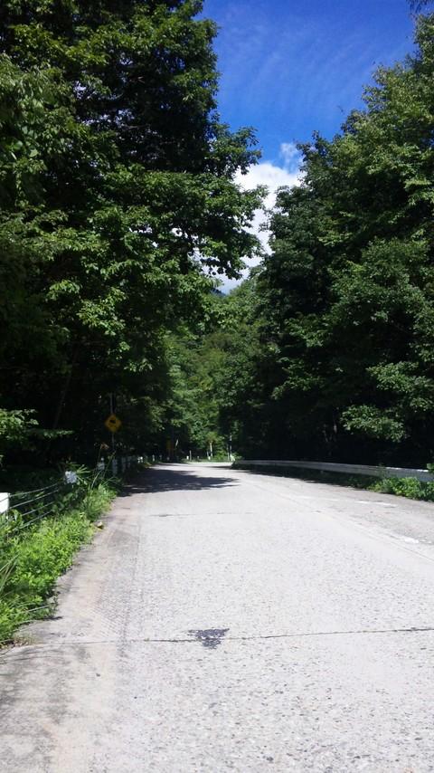 国道148号旧道