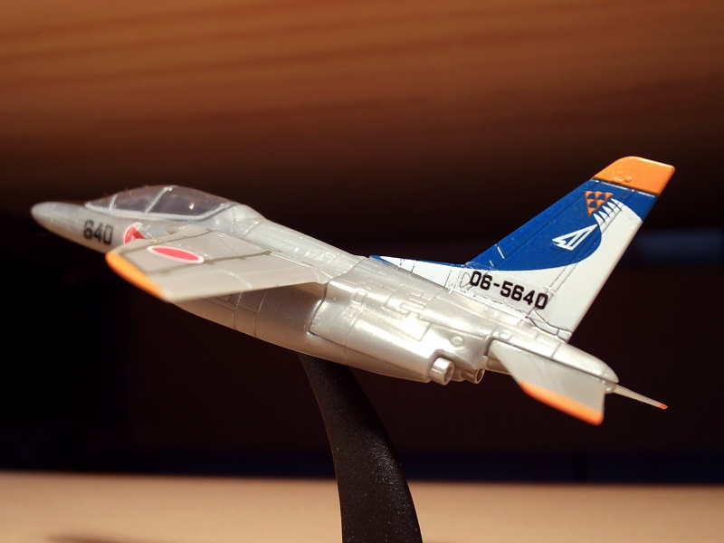 T-4 10周年記念塗装機