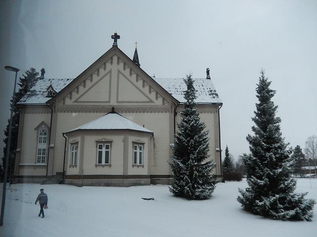 ペラセイナヨキ教会1