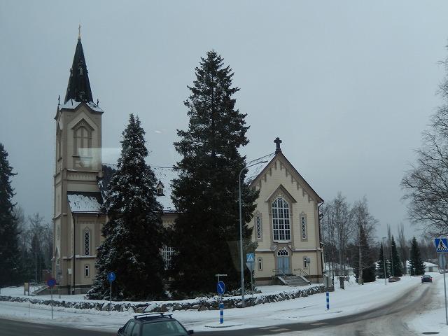 ペラセイナヨキ教会2
