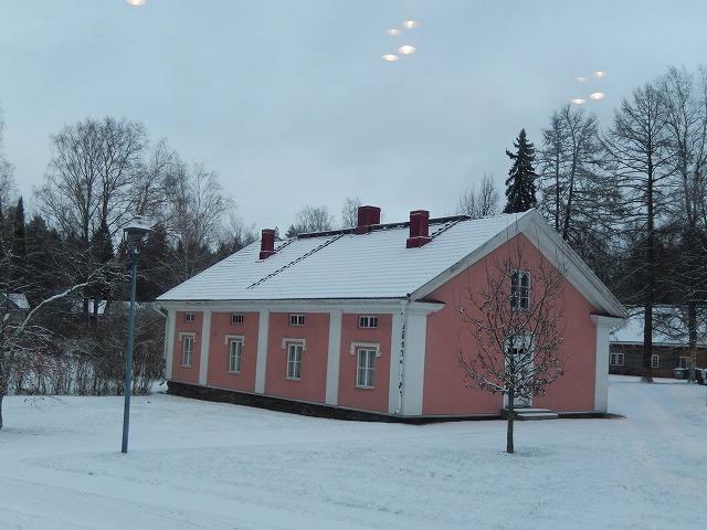 トルナヴァ鍛冶屋の家