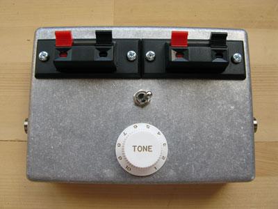 コンデンサー実験機