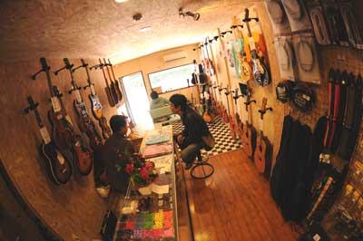 ギター展示会B