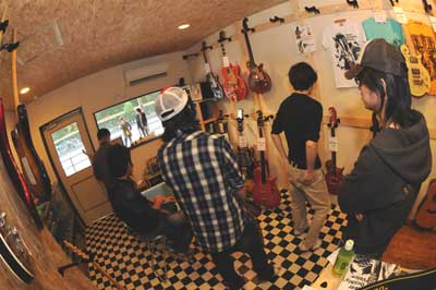 ギター展示会C