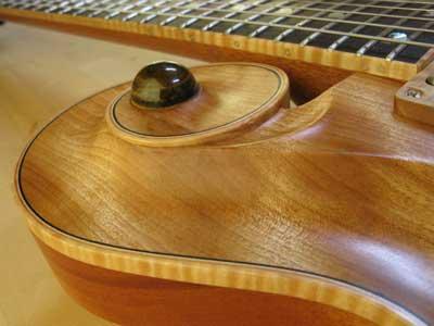 ギターバインディング