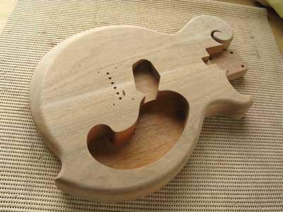 ギター磨き