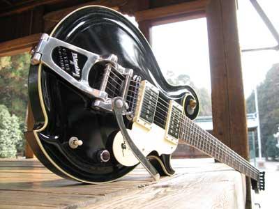 ビグスビーギター