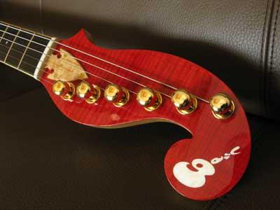 レッドギターマッチングヘッド