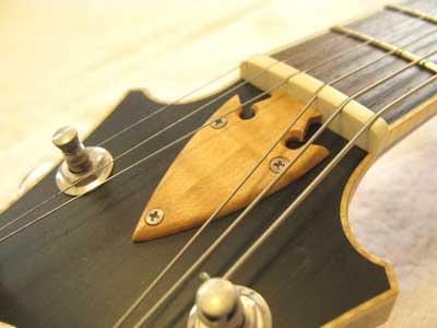 ギターロッドカバー