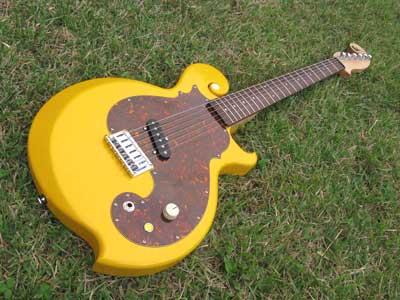 ベッコウギター