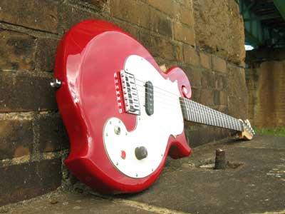 カスタムギター