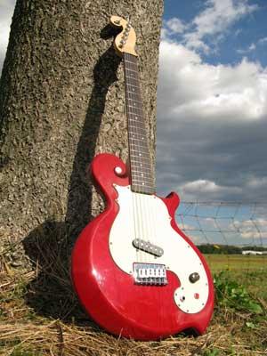 ギター風景