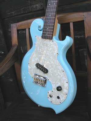 ブルーギター