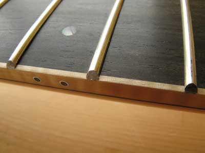 ギターフレット