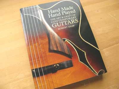 ハンドメイドギター