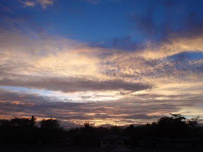 マクタンの夕日2