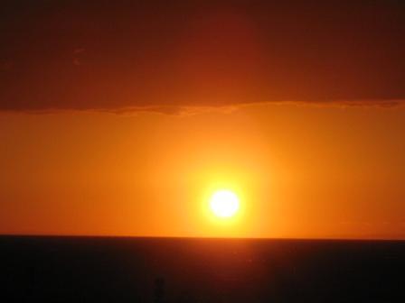 夕日6・23・3
