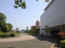 社会投資家への道-旧県庁と県立図書館
