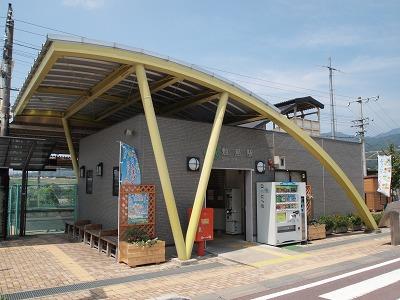 敷島駅 駅舎