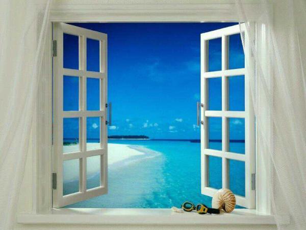 窓の外にいきたい