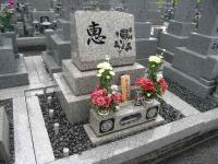 墓参り20100626-2