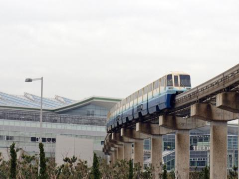東京モノレールの写真