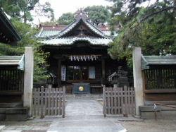 荏原神社2
