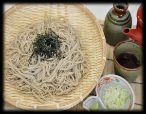 仙波の手打ち蕎麦