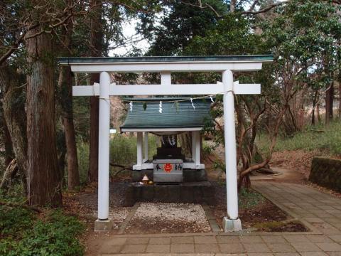 2012初詣 白龍神社