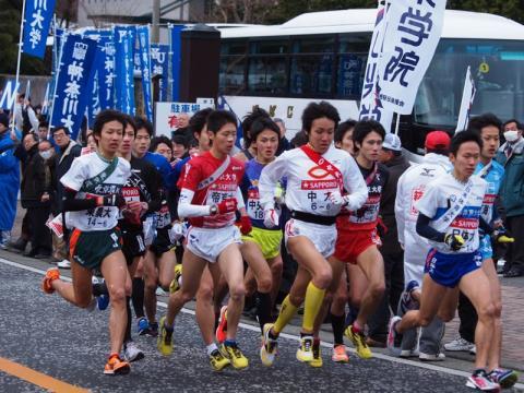 2012箱根駅伝